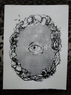 Masquarade (silkscreen printing)
