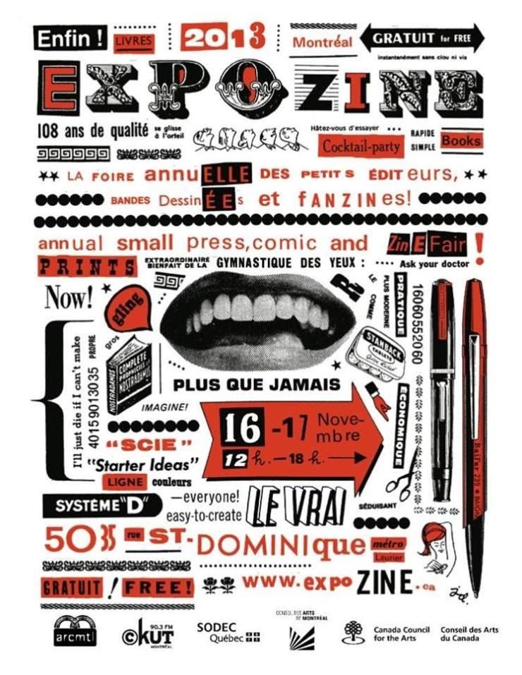 Expozine 2013