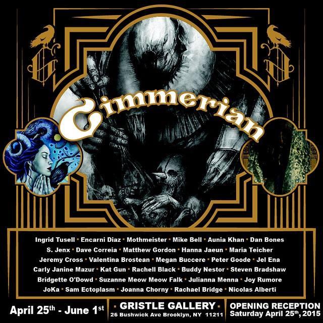 Cimmerian Gristle Gallery